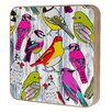 <strong>DENY Designs</strong> Mary Beth Freet Couture Home Birds Jewelry Box Replacement Cover