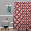 DENY Designs Arcturus Rococo Polyester Shower Curtain