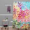 DENY Designs Garima Dhawan Woven Polyester Rain Shower Curtain