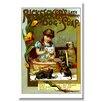 Buyenlarge Ricksecker's Dog Soap Vintage Advertisement on Canvas