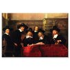 Buyenlarge 'Portrait of Chairman of the Cloth Makers Guild' Painting Print on Canvas