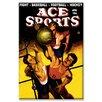 Buyenlarge Ace Sports Basketball Vintage Advertisement on Canvas