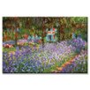 <strong>Buyenlarge</strong> 'Luncheon on the Grass' by Claude Monet Painting Print on Canvas