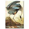 Buyenlarge Great Blue Heron Painting Print on Canvas