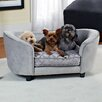 <strong>Enchanted Home Pet</strong> Quicksilver Dog Sofa Bed