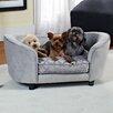Enchanted Home Pet Quicksilver Dog Sofa Bed