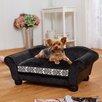 Enchanted Home Pet Sassy Dog Sofa Bed