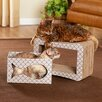 <strong>Enchanted Home Pet</strong> Cats Out Of The Bag Scratcher