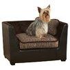 Enchanted Home Pet Ultra Plush Modern Dog Sofa