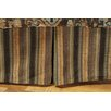 Wooded River Chalet Tailored Bedskirt