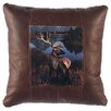 <strong>16 x 16 Pillow</strong> by Wooded River