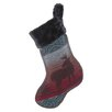 <strong>Wooded River</strong> Deer Meadow Christmas Stocking