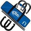 TG Bud Light Horseshoe Set with Carry Case