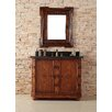 "James Martin Furniture Charleston 42"" Single Bathroom Vanity Set"