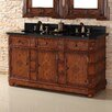 "James Martin Furniture Charleston 60"" Double Vanity Base"