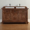 "<strong>James Martin Furniture</strong> Mykonos 60"" Double Vanity Base"