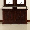 "<strong>James Martin Furniture</strong> Monterey 60"" Double Vanity Base"