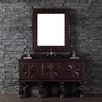 "<strong>James Martin Furniture</strong> Balmoral 60"" Single Vanity Set with Wood Top"