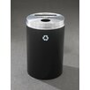 Glaro, Inc. RecyclePro Dual Stream 33 Gallon Multi Compartment Recycling Bin