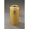 Glaro, Inc. RecyclePro Value Series Single Stream 23 Gallon Industrial Recycling Bin