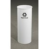 <strong>Glaro, Inc.</strong> RecyclePro Single Stream Open Top 11 Gallon Industrial Recycling Bin
