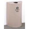 <strong>RecyclePro Single Stream 14 Gallon Industrial Recycling Bin</strong> by Glaro, Inc.