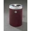 Glaro, Inc. RecyclePro Triple Stream 33 Gallon Multi Compartment Recycling Bin