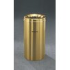 Glaro, Inc. RecyclePro Single Stream 12 Gallon Industrial Trash Bin