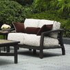 <strong>Madrid Cushion Deep Seating Loveseat</strong> by Suncoast