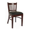 <strong>Beechwood Mountain LLC</strong> Slatback Side Chair (Set of 2)