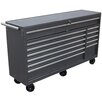 "WEN 66"" Wide 12 Drawer Roll Away Tool Cabinet"