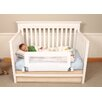 Regalo Swing Down Convertible Crib Rail