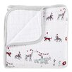 aden + anais Classic Vintage Circus Dream Cotton Blanket