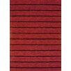 Herat Oriental Indo Tibetan Red Rug