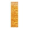 Herat Oriental Indo Zebra Stripe Yellow Area Rug