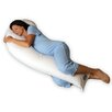<strong>Snoozer Body Pillow</strong> Snoozer® Comforel® Synthetic Down - Premium Cluster Fiber Filler