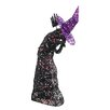 <strong>Wicker Lane</strong> Lighted Wire Witch Halloween Decoration