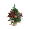 Wicker Lane Potted Tree with Ornament