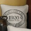 Heritage Lace Downton Village 1920 Pillow