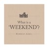 Heritage Lace Downton Abbey Simply Stated Weekend Framed Textual Art