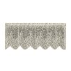 """Heritage Lace Blossom 42"""" Curtain Valance"""