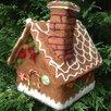Mills Floral Felt Gingerbread House