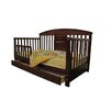 <strong>Dream On Me</strong> Deluxe Toddler Day Bed with Storage Drawer