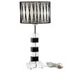"Modway Percussion 19"" H Table Lamp with Drum Shade"