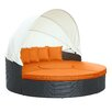 Modway Quest Canopy Daybed Seating Group