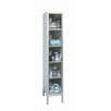 <strong>Safety-View Plus Stock Lockers - Five Tiers - 1 Section (Unassembled)</strong> by Hallowell
