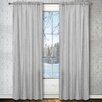 LJ Home Chevron Rod-Pocket Window Panel Pair (Set of 2)