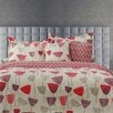 LJ Home Apollo 5 Piece Duvet Cover Set