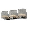 Alternating Current Array 3 Light Vanity Light