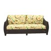 <strong>Outdoor Bay Harbor Sofa with Cushions</strong> by Padmas Plantation